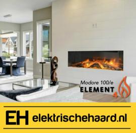 Element4 Modore 100/e - Elektrische haard met App bediening