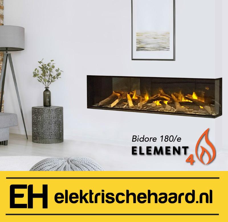 Element4 Bidore 180e - Elektrische hoekhaard met App bediening
