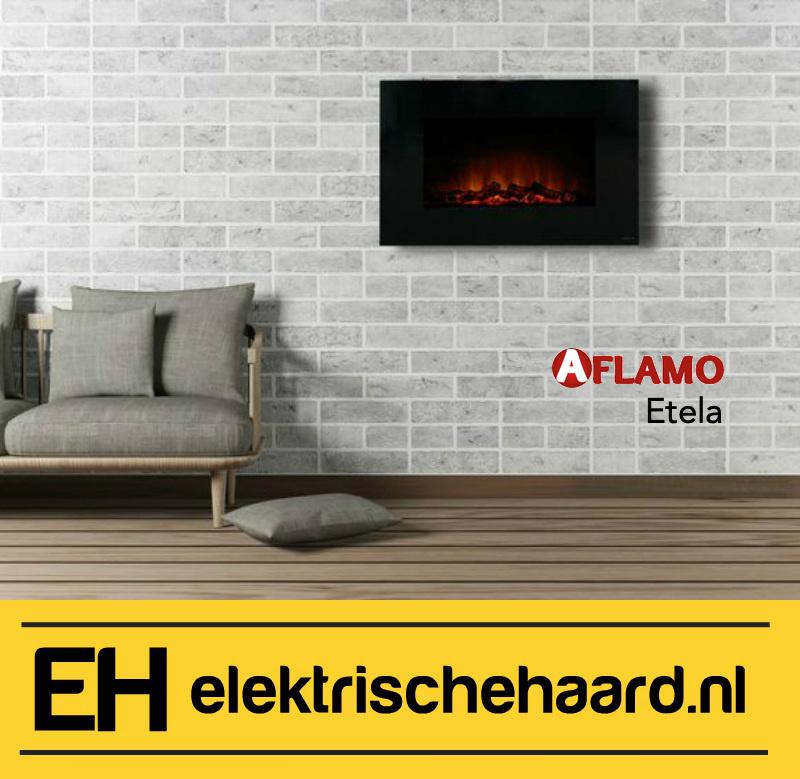 Aflamo Etela - Elektrische wandhaard