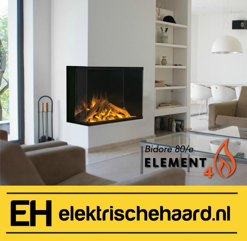 Element4 Bidore 80e - Elektrische hoekhaard met App bediening
