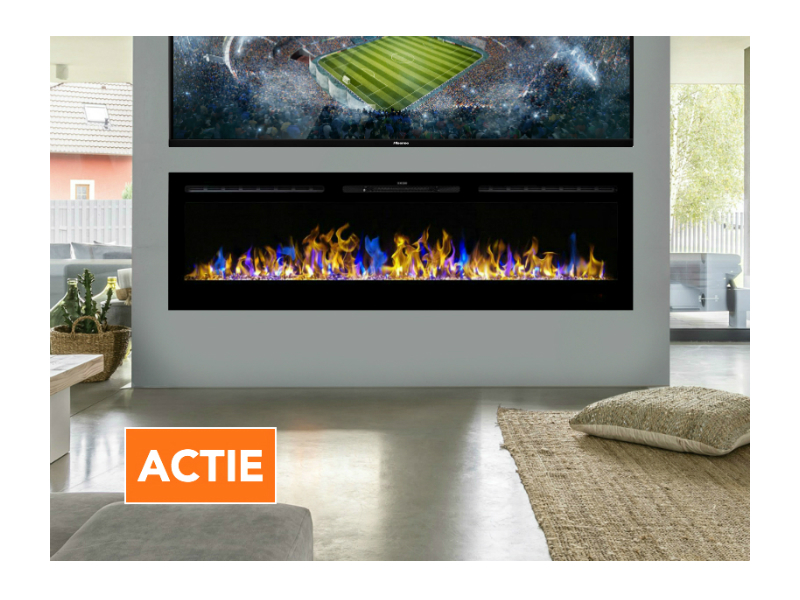 Aflamo American Modern electric Firesplaces