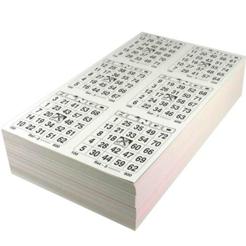 100 maxi boeken 8 ronden dubbel