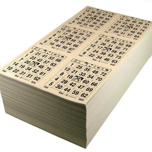 100 maxi boekjen 12 ronden dubbel