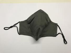 Mondmasker met filter en neus beugel