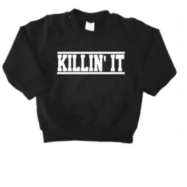 Killin' it sweater