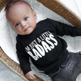 Little badass sweater