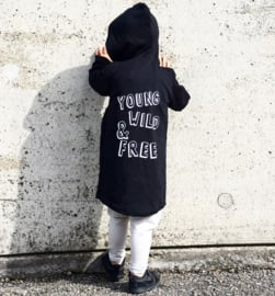 Vest Young wild & free