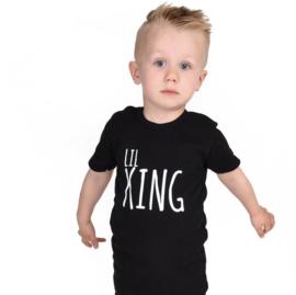 Lil king of queen shirt