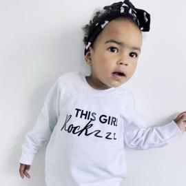 This girl rockz sweater