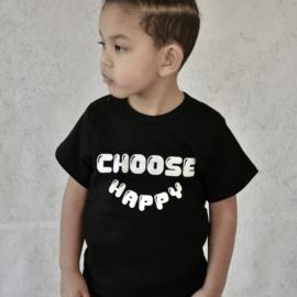 Choose happy shirt