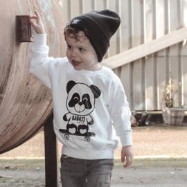 Badass panda sweater