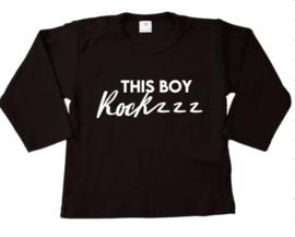 This boy rockz shirt