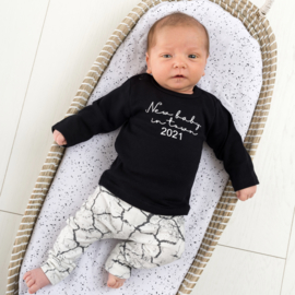 New baby in town shirt