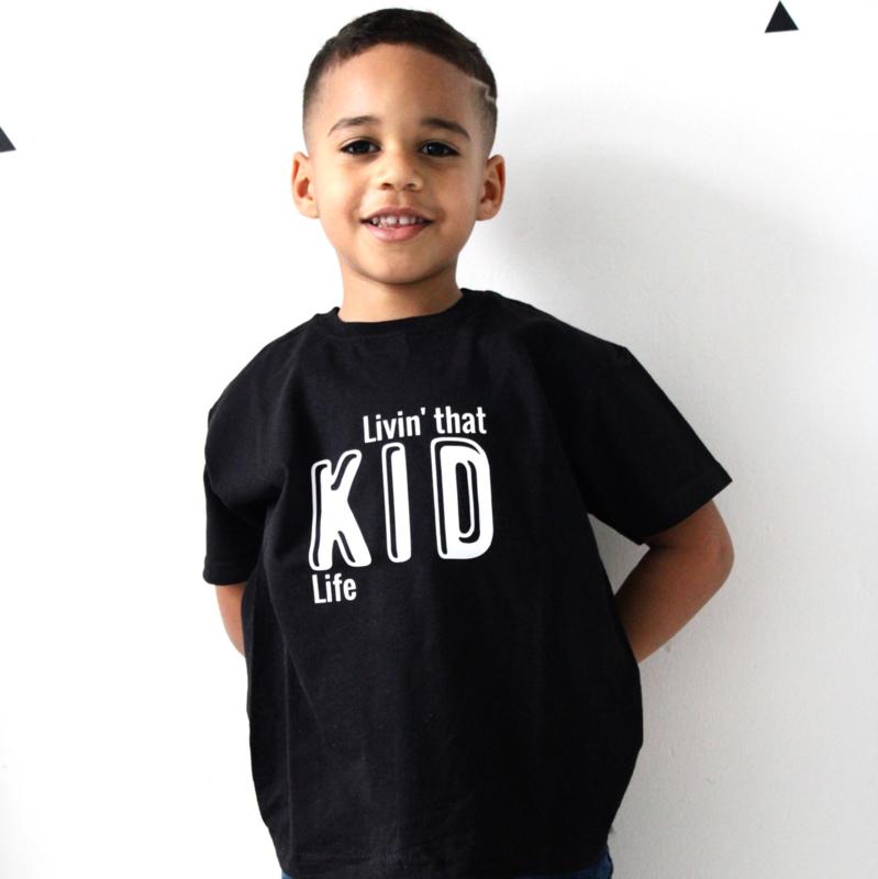 Livin' that kid life