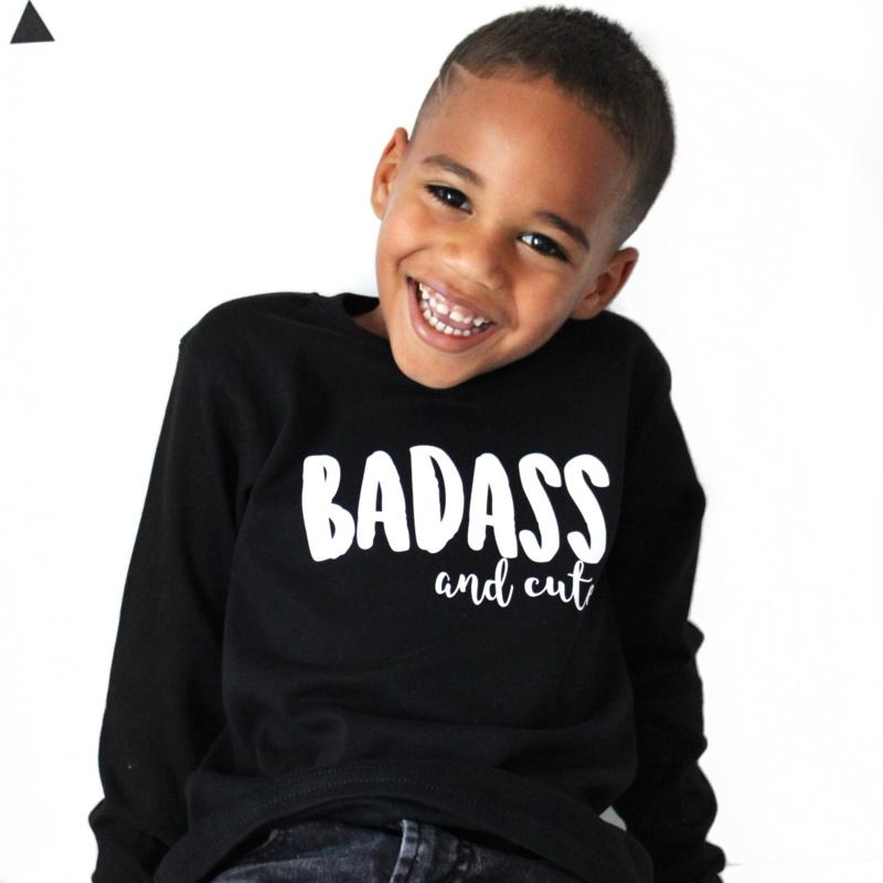Badass and cute shirt