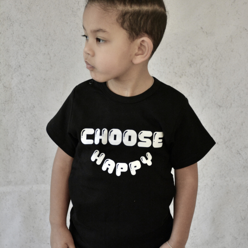 Choose happy shirt