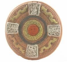 Aztec Kalender 22cm