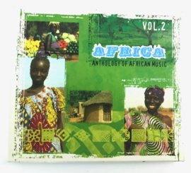 CD anthologie of african music