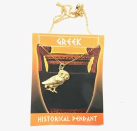 Hystorical greek pendant