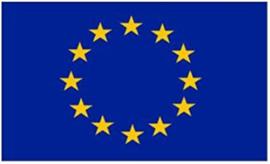 Flag European Union ca.150x90cm polyester