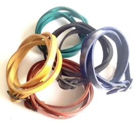 Set van 5 armbandjes