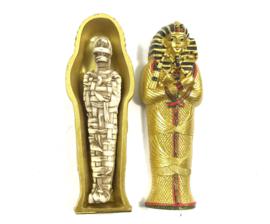 Sarcophagus Resin 12cm