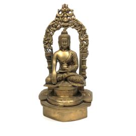 Boeddha koper 26cm