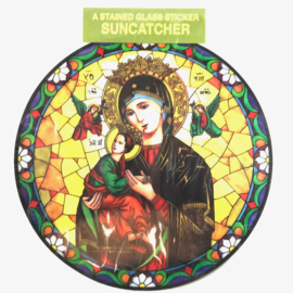 Suncatcher glassticker 14cm