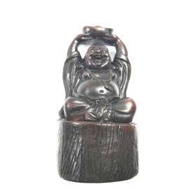 Boeddha met parel 10cm