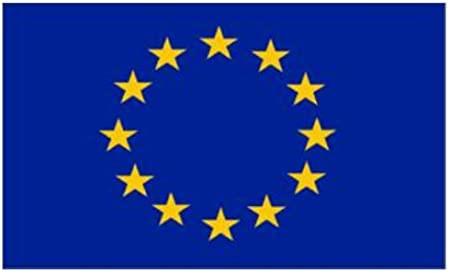 Flag European Union ca.150x90cm polyester