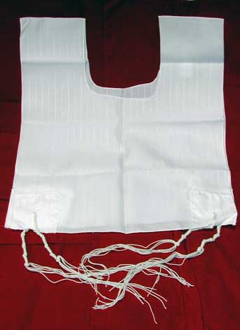 Boys cotton Tzitzit vest