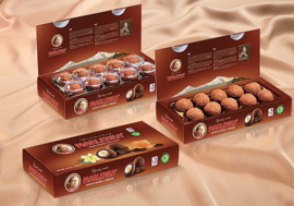 Cake nuggets cacao 235g