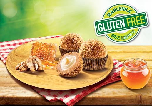 GLUTENVRIJE cake nuggets 235g
