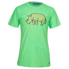 Someone Shirt TARZAN Green