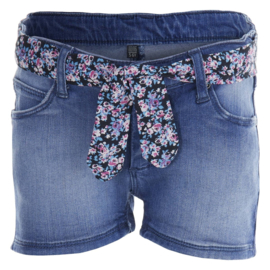 Quapi Korte Broek FONNE Denim Blue
