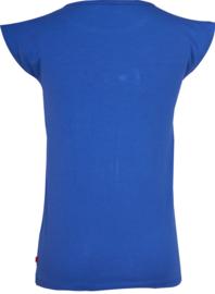 Someone Shirt WAVY Kobalt