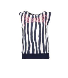 B.NOSY Shirt Tropic Zebra