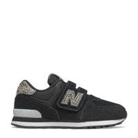New Balance Sneakers 574 Girl Black