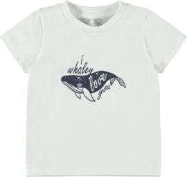Name It Shirt JALE White