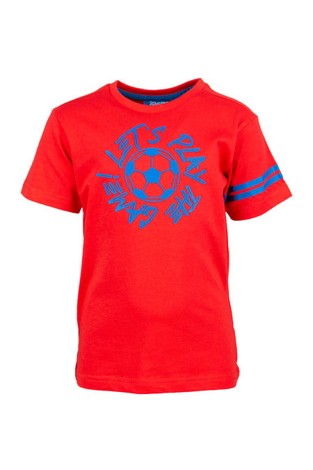 Someone Shirt Football Red