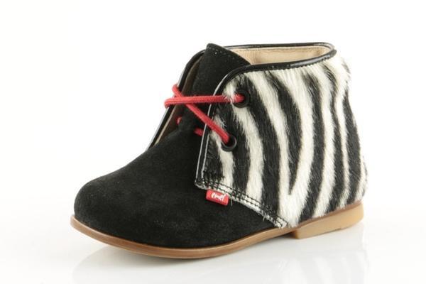First Step Zebra