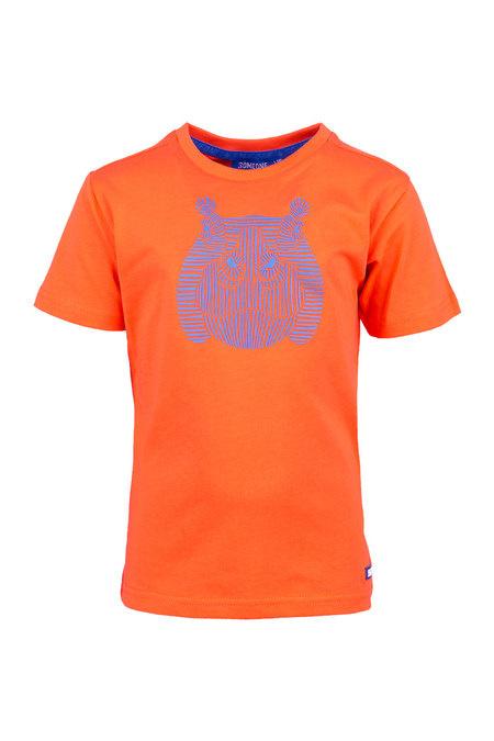 Someone Shirt THEO Orange
