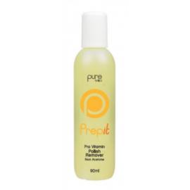 Pure Nails Pro Vitamine Polish remover - non aceton 90 ml
