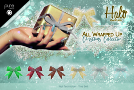 Halo ALL WRAPPED UP Collection