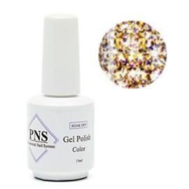 PNS Gelpolish Shiny Glitter 4032