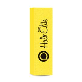 Halo Elite Blokvijl geel (grit : 220)