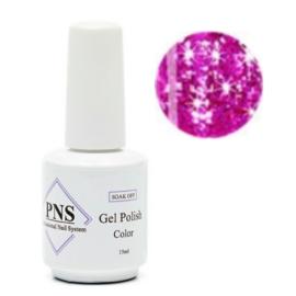 PNS Gelpolish Shiny Glitter 4025 - 4042