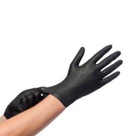 Comforties Soft Nitril Handschoenen Black maat XS