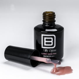 Gummy Base PINK 15 ml | Rubberbase