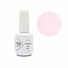 PNS B Bottle Soft Pink